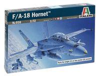"""Сборная модель """"Палубный истребитель-бомбардировщик F/A-18 Hornet"""" (масштаб: 1/72)"""