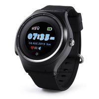 Умные часы Wonlex KT06 (черные)