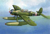 """Гидросамолет-разведчик """"Arado Ar 196 A-3"""" (масштаб: 1/48)"""
