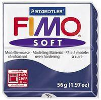 """Глина полимерная """"FIMO Soft"""" (королевский синий; 56 г)"""