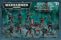 Warhammer 40.000. Drukhari. Kabalite Warriors (45-07)