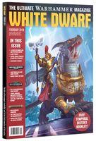 Warhammer Magazine. White Dwarf: February 2019