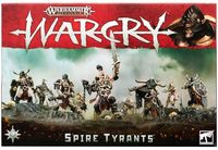 Warhammer Age of Sigmar. Warcry. Spire Tyrants (111-26)
