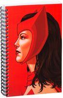 "Блокнот в клетку А5 ""Marvel"" (арт. 016)"