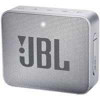 Колонка беспроводная JBL GO 2 (серая)