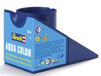 """Краска акриловая для моделей """"Aqua Color"""" (белая; 18 мл; арт. 36105)"""