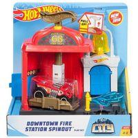 """Игровой набор """"Hot Wheels. Пожарная станция"""""""