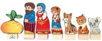 """Кукольный театр """"Персонажи сказки. Репка"""""""