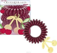 "Набор резинок-браслетов для волос ""Tutti Frutti Cherry Cherie"" (3 шт.; арт. 3101)"
