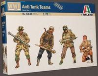 "Набор миниатюр ""Противотанковые войска WWII"" (масштаб: 1/72)"