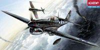 Самолет P-40M/N Warhawk (масштаб: 1/72)