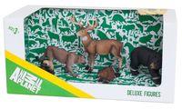 """Набор фигурок """"Animal Planet: Лесные животные"""" (5 шт.)"""