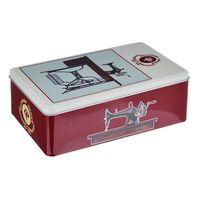 """Коробка для хранения """"Советская швейная машинка"""" (20,2x13,2x6,7 см; арт. 37671)"""