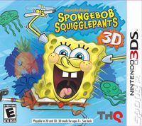 SpongeBob SquigglePants (Nintendo 3DS)