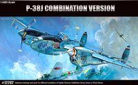 Самолет P-38E/J/L (масштаб: 1/48)