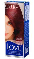 """Крем-краска для волос """"Love Intense"""" (тон: 6.5, бордо)"""