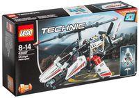 """LEGO Technic """"Сверхлегкий вертолет"""""""