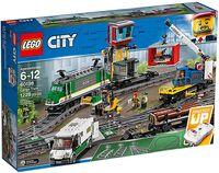 """LEGO City """"Товарный поезд"""""""