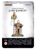 Warhammer Age of Sigmar. Stormcast Eternals. Lord-Exorcist (96-39)