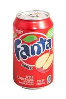 """Напиток газированный """"Fanta. Яблоко"""" (355 мл)"""