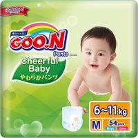 """Подгузники-трусики """"Сheerful Baby M"""" (6-11 кг; 54 шт.)"""
