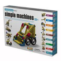 """Конструктор """"Mechanical Science. Простые механизмы 8 в 1"""" (318 деталей)"""