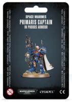 Warhammer 40.000. Space Marines. Primaris Captain in Phobos Armour (48-68)