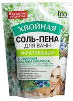 """Соль-пена для ванн """"Укрепляющая"""" (200 г)"""