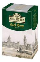 """Чай черный листовой """"Ahmad Tea. Эрл Грей"""" (100 г)"""