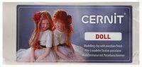"""Глина полимерная """"CERNIT Doll"""" (бисквит; 500 г)"""