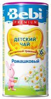 """Чай зеленый детский """"Bebi Premium. Ромашковый"""" (200 г)"""