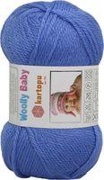 "Пряжа ""KARTOPU. Woolly Baby №K535"" (50 г; 148 м; синий)"
