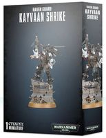Warhammer 40.000. Raven Guard. Kayvaan Shrike (48-89)