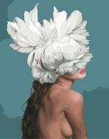 """Картина по номерам """"Мифология женский красоты. Мудрость"""" (400х500 мм)"""