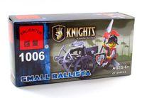 "Конструктор Knights. ""Маленькая баллиста"" (27 деталей)"