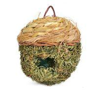 """Гнездо-домик для птиц """"Желудь"""" (15,5 см)"""