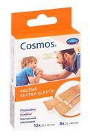 "Лейкопластырь ""Cosmos Textile Elastic"" (20 шт.)"