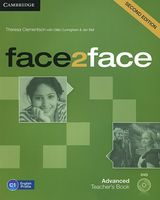 Face2Face. Advanced. Teacher`s Book (+ DVD)