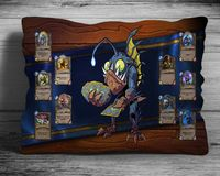 "Подушка ""Hearthstone"" (art.5)"
