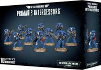 Warhammer 40.000. Space Marines. Primaris Intercessors (48-75)