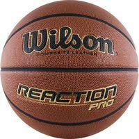 "Мяч баскетбольный Wilson ""Reaction Pro"" №7"