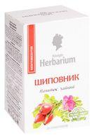 """Чай красный """"Konigin Herbarium. Шиповник"""" (20 пакетиков)"""