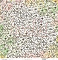 Бумага для скрапбукинга (арт. FLEER143)