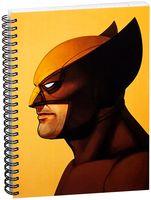 "Блокнот в клетку А5 ""X-Man"" (арт. 014)"