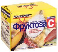 """Фруктоза """"Novasweet. Витамин C"""" (250 г)"""