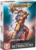 Warhammer Age of Sigmar. Stormcast Eternals. Retributors. Easy to Build (71-02)