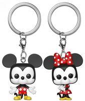 "Набор брелоков ""Disney. Mickey and Minnie"""