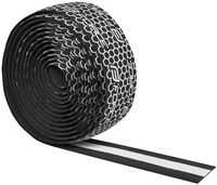 Обмотка велосипедного руля (чёрная; арт. 380352)