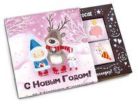 """Набор шоколада """"ChokoCat. С Новым Годом!"""" (60 г)"""