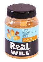 """Паста арахисовая """"Real Will. Crunchy"""" (330 г)"""